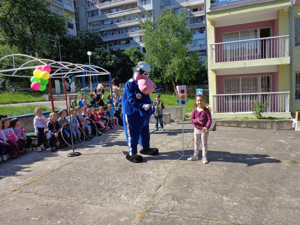 SOS-RTA in nursery school